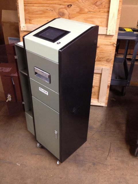 rti disc repair machine